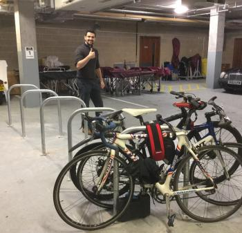 Cycle Parking and Bikes