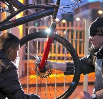 Mile End Community Project Dr Bike