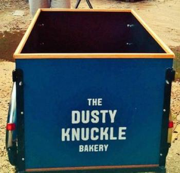Dusty Knuckle Bike Trailer