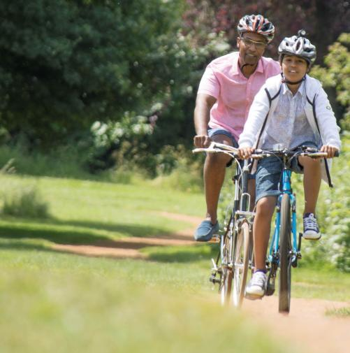 Learning to Cycle - Zero Emissions Network