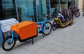 e-cargo bikes