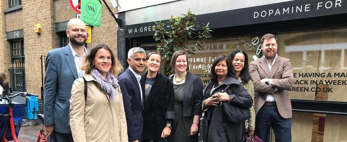Mayor of London Air Quality Fund Round 3 Launch