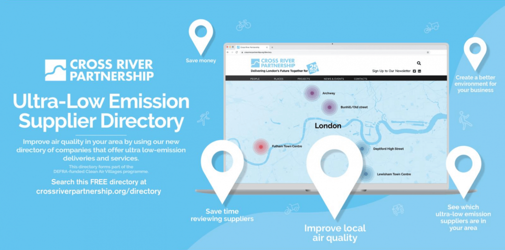 Cross River Partnership Ultra- Low Emission Supplier Directory