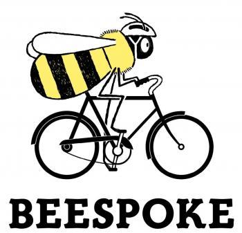 Bee on a bike