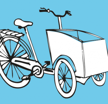 Sketch of a cargobike