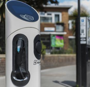 Source London Charge Point